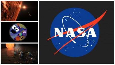 La vremuri noi, 7 planete noi. Reactiile internetului la aflarea vestii ca s-a gasit sistem solar nou-nout, la nici 40 de ani-lumina de Romania