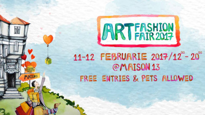 Art Fashion Fair | Special Valentine – a șaptea ediție Art Fashion Fair