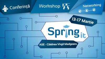 SISC aduce a VI-a ediție SpringIT
