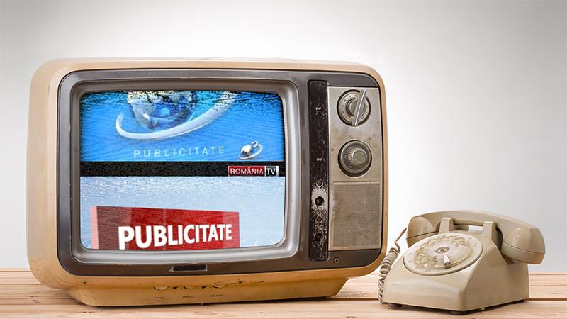 Cum a evoluat publicitatea difuzata de Antena 3 si Romania TV in ultimele 3 saptamani? Scaderi de peste 59% a numarului de branduri care se promoveaza in emisiuniunile din prime time