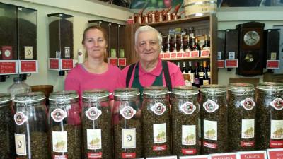 [Specialistii in cafea] Vali Florescu, Delicatese Florescu: Toate cafelele sint prajite de tata, care a fost ucenicul marelui cafegiu armean Avedis Carabelaian