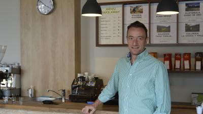 [Specialistii in cafea] Adrian Simion, Guido: Inainte de acest proiect nu am avut nicio legatura cu zona HoReCa, insa eram foarte pasionat de cafea