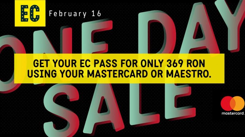 Mastercard dă startul distracției la Electric Castle cu un val de bilete la preț preferențial