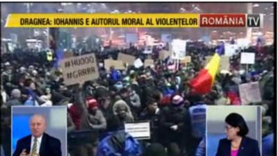 Romania TV caută vinovații din stradă. Brandurile care s-au promovat în prime time la această televiziune