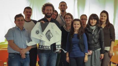 Short Film Breaks, de la proiectii in sala de mese, la festival international de film pentru companii