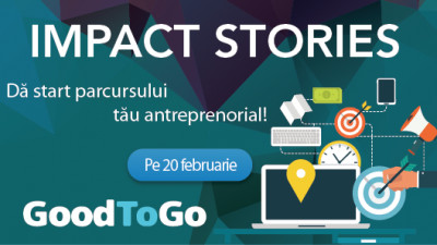 Good to Go dă startul conferințelor Impact Stories