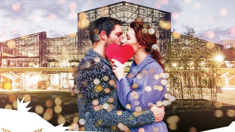 ParkLake Shopping Center si Pro FM topesc o inima de gheata si ofera un inel cu diamant de Valentine's Day