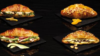 Brutariile Paul relanseaza, in editie limitata, gama Croissant Gourmet