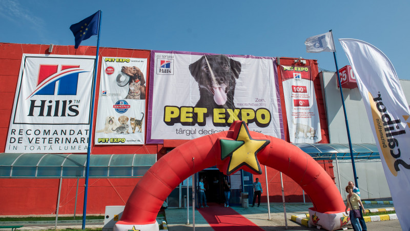 Pet Expo 2017 comunică, pentru al patrulea an consecutiv, cu agenția Creative Business Management