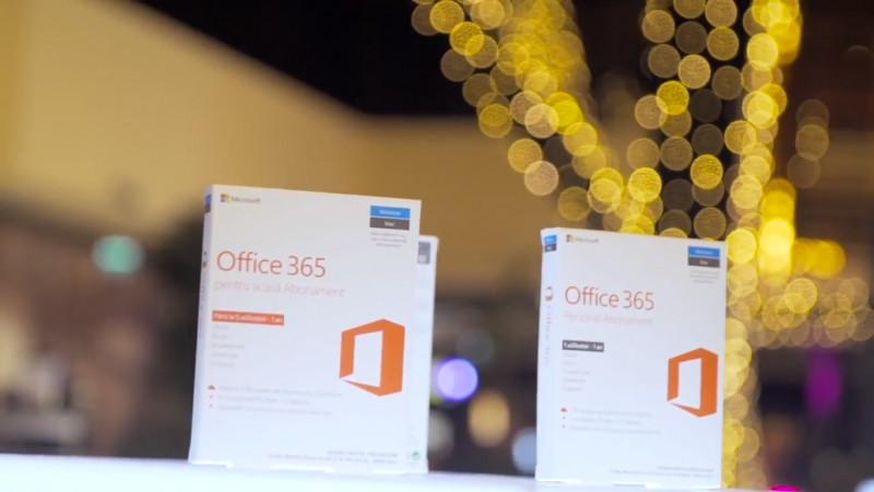 Office 365, unul dintre produsele de top ale Microsoft, integrat într-o campanie semnată de MSPS