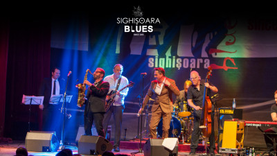 Craft Interactive alături de Sighișoara Blues International Festival, încă de la debut