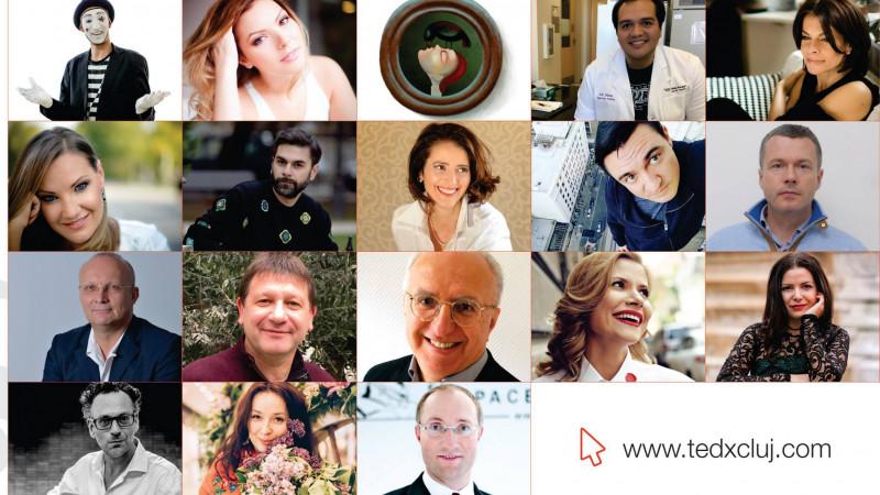 Oameni de știință, antreprenori și vedete – printre invitații la conferința TEDxCluj 2017