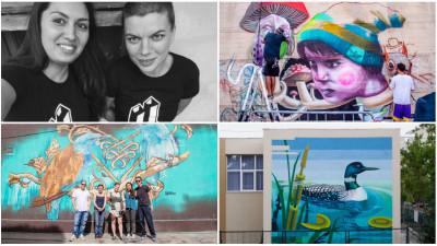 Arta din strada si simpatizantii ei de la Urban Collectors