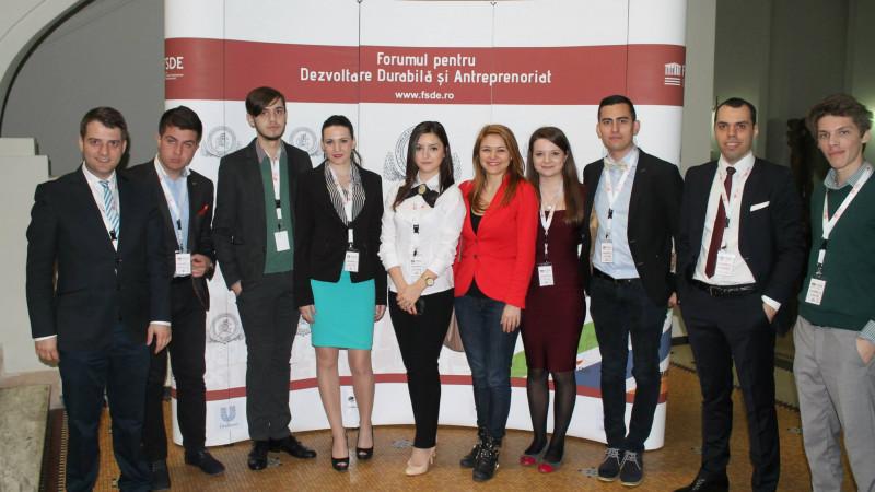 "Forumul pentru Dezvoltare Durabilă și Antreprenoriat ediția a IV-a: ""GOOD GOVERNANCE FOR SUSTAINABLE GROWTH – CHALLENGES FOR 2017 – 2020"""