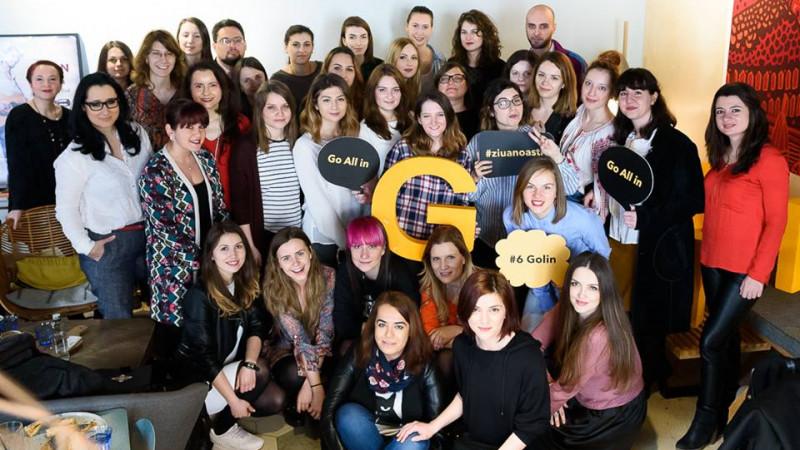 Pentru al 4-lea an consecutiv,Golin conduce topul agențiilor votate de bloggerii din România