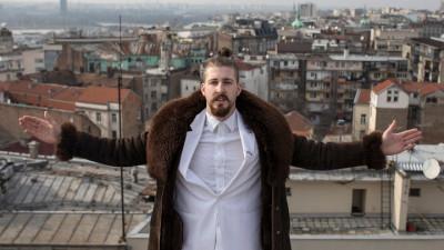 Un student candidează la mișto la președinția Serbiei și este al doilea în sondaje