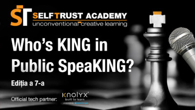 Who`s King in Public SpeaKING? Ediția a VII-a