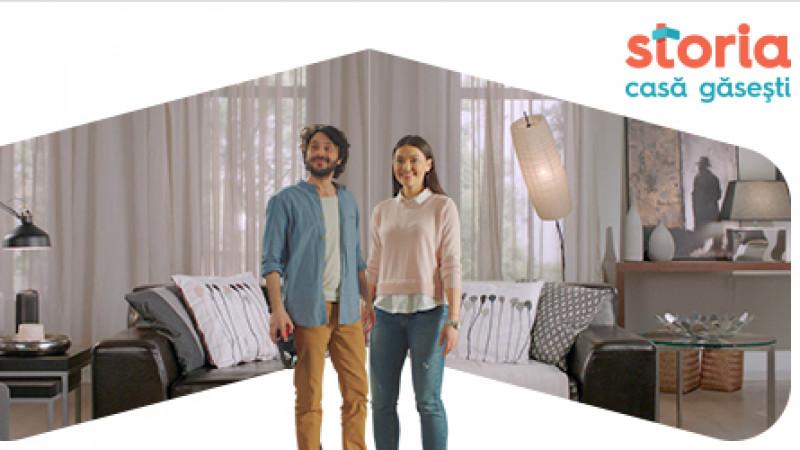 "Publicis Romania lanseaza ""Casa gasesti"" - campania noii platforme imobiliare Storia.ro, marca OLX"
