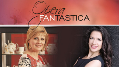 Seratele muzicale OPERA FANtastica la Muzeul Colecţiilor de Artă | Luminița Arvunescu în dialog cu Laura Tătulescu