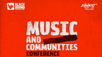 Black Rhino Music Conference #1 28 martie 2017 / Club Expirat. Sala Compresoarelor ora 19.00