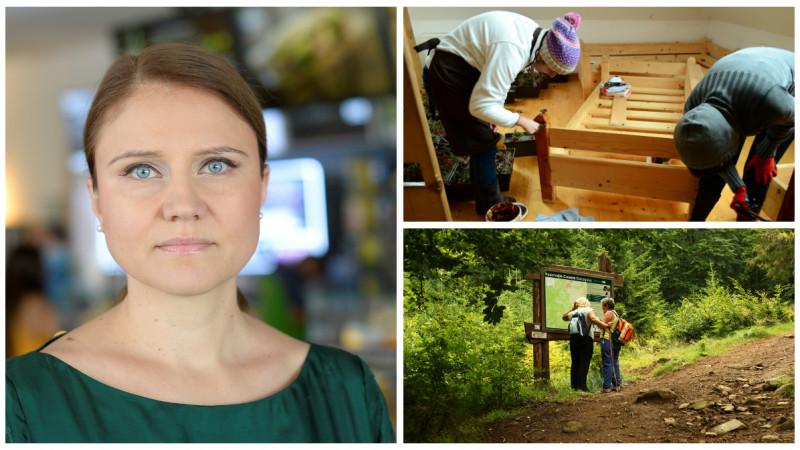 [CSR-ul lui 2017] Camelia Ene, MOL: Apreciem parteneriatele prin care reușim să generăm impact real în comunități, de aceea suntem consecvenți în susținerea anumitor cauze, atâta timp cât nevoia există