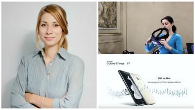[CSR-ul lui 2017] Sabina Stirb, Samsung: Responsabilitatea sociala nu mai poate fi un gand secundar al echipei de management si al angajatilor