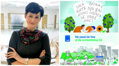 [CSR-ul lui 2017] Cristina Horia, Fundația Sensiblu: Asistăm în continuare la un decalaj între modul în care a fost integrat și operaționalizat conceptul în companiile românești și filialele din România ale multinaționalelor