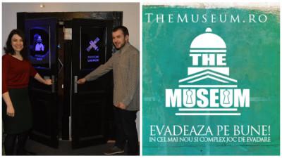 [Scapa cine poate] Andra Ciobanu (The Museum): Designerii de escape rooms devin din ce în ce mai buni