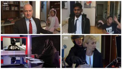 Invazie de parodii, după interviul BBC. Darth Vader, mame, bombe și dans