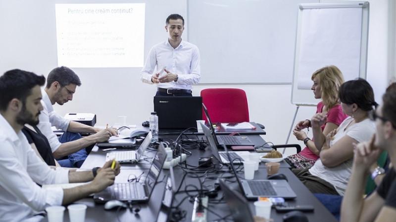 Creative writing se transfomă în creative business la cel mai nou program de training în domeniu