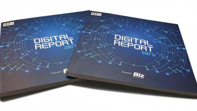 S-a lansat Digital Report 2017