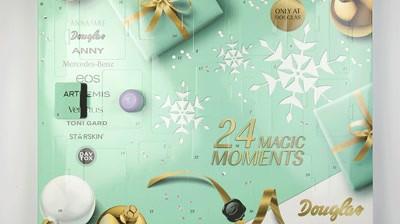 Douglas - Advent Calendar GIF
