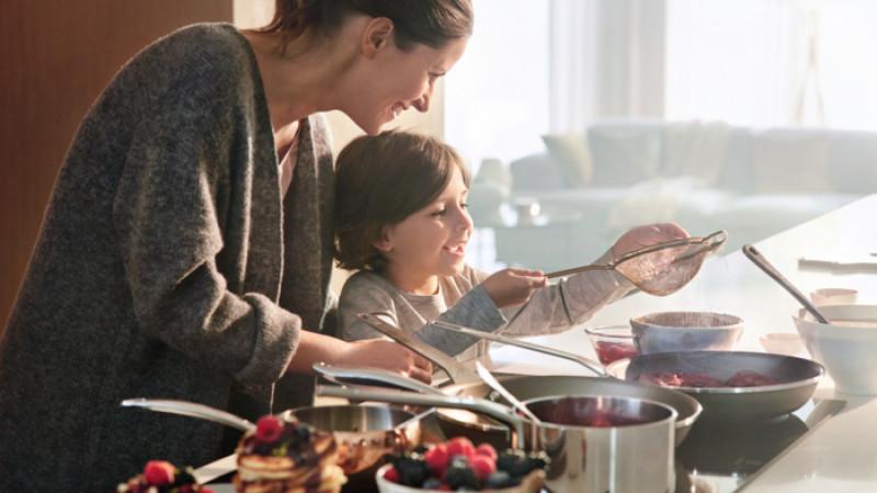 Electrolux redefineste creativitatea in bucatarie cu noua platforma Make Life Delicious