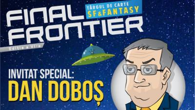 Descoperi ultimele noutăți fantastice la Final Frontier 6 - singurul târg de carte SF & Fantasy