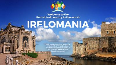 De St. Patrick's Day sarbatorim prima tara virtuala: IRELOMANIA