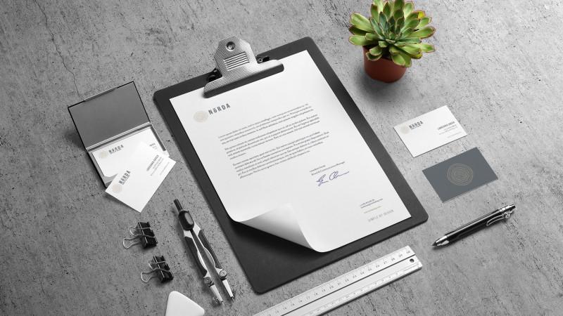 Marks creează identitatea NoRDA, noul shop de design scandinav
