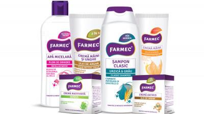 """""""Frumusețea și încrederea se cultivă în familie"""" este mesajul noii campanii de comunicare Farmec"""