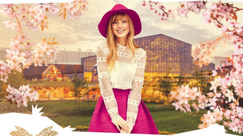 ParkLake Shopping Center întâmpină primăvara cu noile colecții și cu o mulțime de surprize pentru femei