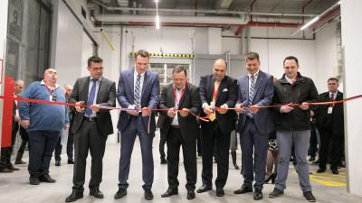 Penny Market a inaugurat primul depozit logistic din Moldova