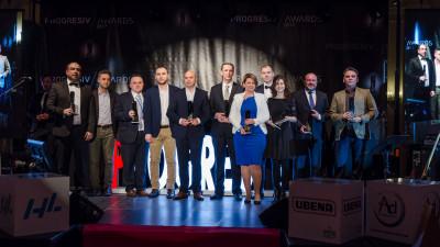Progresiv Awards 2017 și-a desemnat câștigătorii