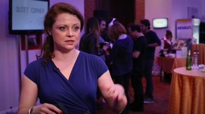 "[#FIBRAjury] Radinka Danilov (Ruskin & Hunt): ""I really adore that you, Romanians, are so alive"""