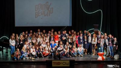 """TEDxCluj 2017, la final: """"Am mintea plina de ganduri si ma duc sa le gandesc"""""""