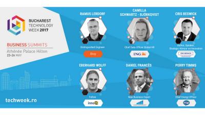 Părintele PHP, unul dintre liderii mondiali în inovare, vine la Bucharest Technology Week