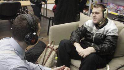 [Stream cu gameri] Alex Pirjol (aka Zombilau): Gaming-ul e un domeniu extrem de competitiv si implica multe sacrificii