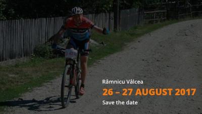 Maratonului Olteniei, aflat la editia a 5-a, se va desfasura pe 26-27 august 2017 la Ramnicu Valcea