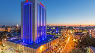 Sheraton Bucureşti - noul client de top din portofoliul Wave Division