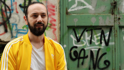 [Un brand pentru București] Alex Petrescu: Pare că Primăria vrea un desen. Un desen frumos și un font aparte care să acopere multe lucruri
