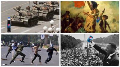 Spotul Pepsi a fost retras. Nu înainte de a da lumii meme istorice