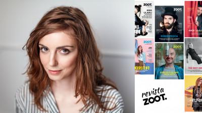 [Brand read] Raluca Dumitra (ZOOT Romania): Am insistat foarte mult să facem o revistă de conținut, chiar dacă pe ea era numele unui fashion e-commerce