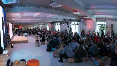 Homemade Stuff a organizat #INGLovesIT - un festival internațional de tehnologie, după principiile unui festival de muzică